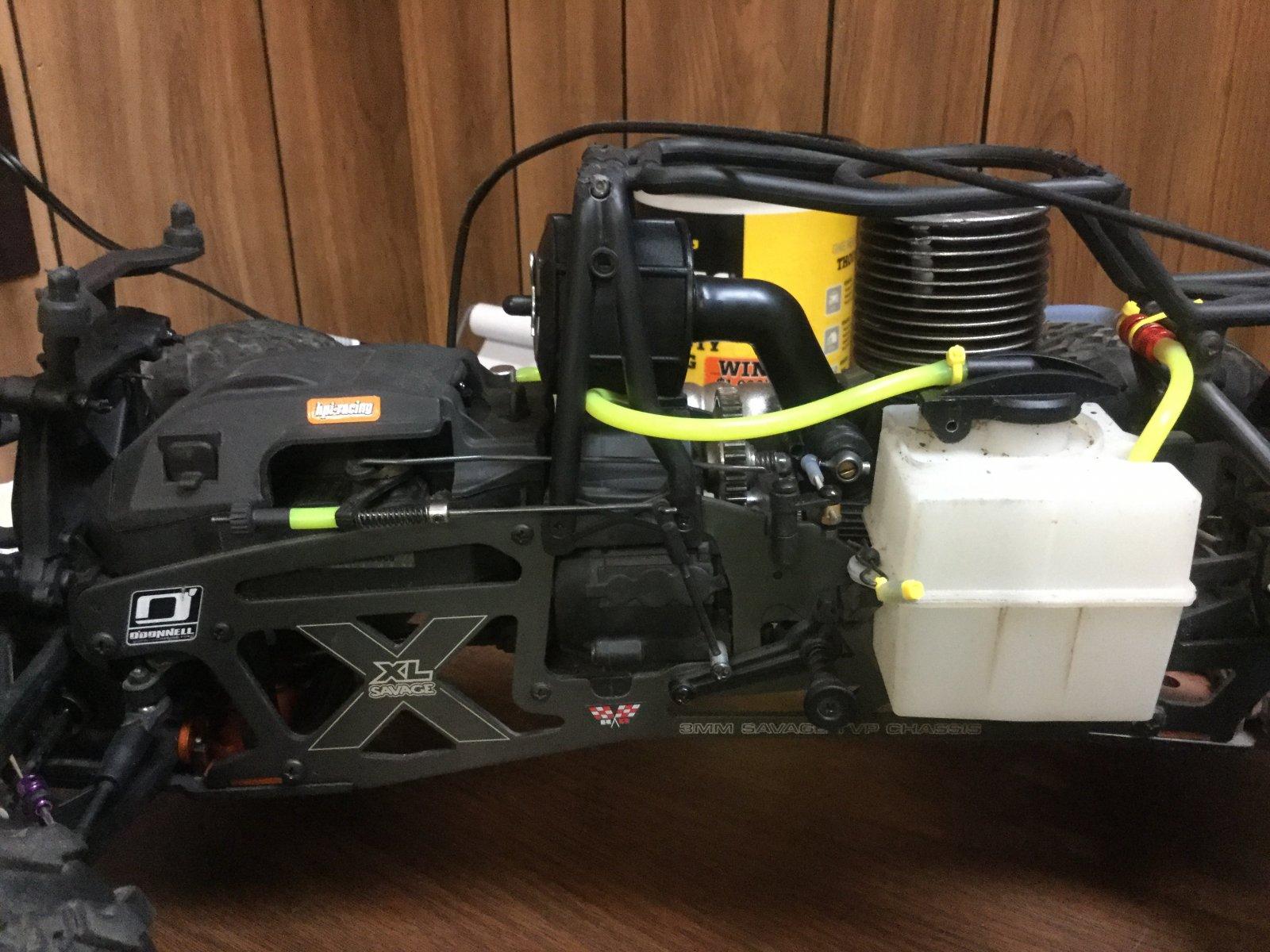 Motor Saver Sav100 Air Filter Savox 1256tg Install