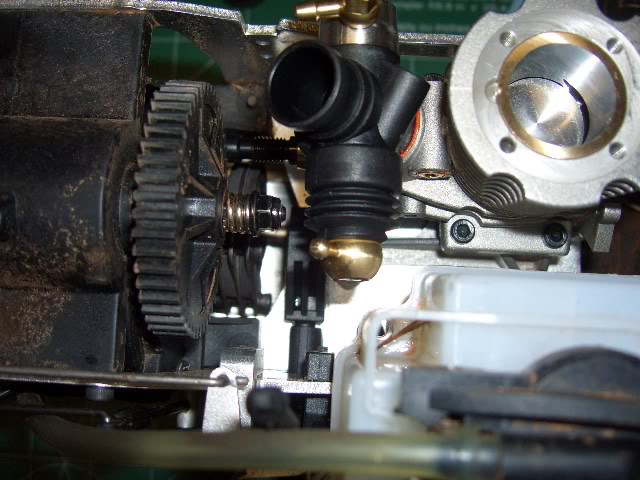 Nitro Engine Sealing | HPI Savage Forum